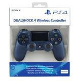 Sony Playstation 4 PS4 Dualshock Wireless Controller V2 - Midnight