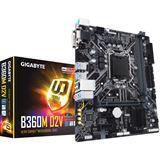 Gigabyte B360M D2V S1151v2 B360/DDR4/ìATX
