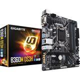 Gigabyte B360M DS3H S1151v2 B360/DDR4/ìATX