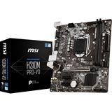 MSI H310M PRO-VD Intel H310 So.1151 Dual Channel DDR4 mATX Retail