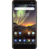 Nokia 6 (2018) Dual-SIM schwarz