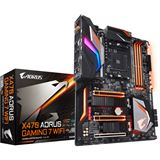 Gigabyte X470 Aorus Gaming 7 WIFI AMD X470 So.AM4 Dual Channel DDR4