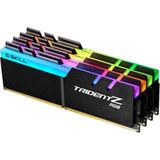 32GB G.Skill Trident Z RGB DDR4-2666 DIMM CL18 Quad Kit