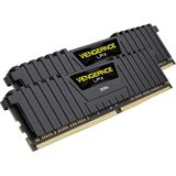 16GB Corsair Vengeance LPX schwarz DDR4-3000 DIMM CL16 Dual Kit