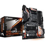 Gigabyte X470 Aorus Ultra Gaming AMD X470 So.AM4 Dual Channel DDR4