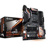 Gigabyte X470 Aorus Ultra Gaming AMD X470 So.AM4 Dual Channel DDR4