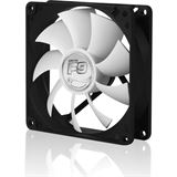 Arctic Arctic Fan 9 92x92x25mm 1800 U/min 30 dB(A) schwarz/weiß