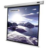 Celexon Leinwand Rollo Economy 180x180cm schwarz