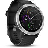 Garmin vivoactive 3 GPS-Smartwatch schwarz