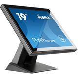 "19"" (48,26cm) iiyama ProLite T1931SR-B5 schwarz 1024x600 1xDVI /"