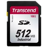 512 MB Transcend Industrial Temp SD100I SD 100x Class 10