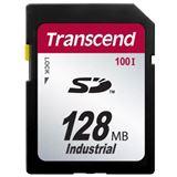 128 MB Transcend Industrial Temp SD100I SD 100x Class 10