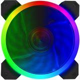 120x120x25 Cooltek Silent Fan 120 - RGB