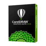 Corel Draw Graphics Suite 2018 Upgrade (DE)