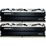 16GB G.Skill SniperX Urban Camouflage DDR4-3600 DIMM CL19 Dual Kit