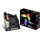 Biostar X470GTN AMD X470 So.AM4 Dual Channel DDR4 Mini-ITX Retail