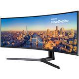 "49"" (124,46cm) Samsung Business LC49J890DKUXEN schwarz 3840x1080"