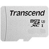 64GB Transcend microSD Card SDXC USD300S (ohne Adapter)