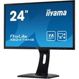 """23,6"""" (59,94cm) iiyama XB2474HS-B1 schwarz 1920x1080"""