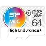 64GB Silicon Power SDCard Micro SDC High endurance mit/ada
