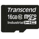 16GB TRANSCEND Micro SDHC Card Class 10 Industrial