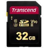 32GB Transcend SDXC Ultimate 700S Class10, V90