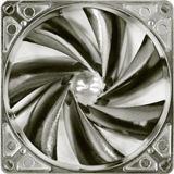 SilenX iXtrema Pro 80x80x15mm 1600 U/min 11 dB(A) chrom