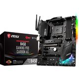 MSI B450 Gaming Pro Carbon AC AMD B450 So.AM4 Dual Channel DDR4 ATX