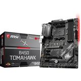 MSI B450 TOMAHAWK AMD B450 So.AM4 Dual Channel DDR ATX Retail