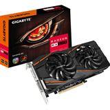 8GB Gigabyte Radeon RX 570 Gaming 8G Aktiv PCIe 3.0 x16 (Retail)
