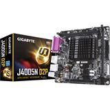 GIGABYTE J4005N D2P Intel