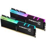 16GB G.Skill Trident Z RGB DDR4-4600 DIMM CL18 Dual Kit