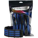 CableMod PRO ModMesh Cable Extension Kit - schwarz/blau