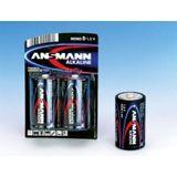 Ansmann Alkaline Mono D 1,5V