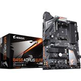 Gigabyte B450 Aorus Elite AMD B450 So.AM4 Dual Channel DDR4 ATX Retail