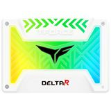 "1000GB TeamGroup T-Force Delta R RGB 2.5"" (6.4cm) SATA 6Gb/s"