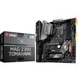 MSI MAG Z390 TOMAHAWK Intel Z390 So.1151 Dual Channel DDR ATX Retail