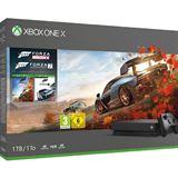 Microsoft Xbox One X inkl. Forza Horizon 4 (DLC) & Forza