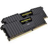 16GB Corsair Vengeance LPX schwarz DDR4-2933 DIMM CL16 Dual Kit