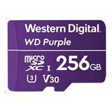 256GB WD Purple Surveillance microSDXC Class 10 UHS 1
