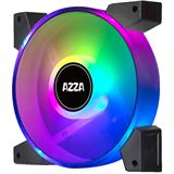 120mm Azza Hurricane II Digital RGB Lüfter DualRing