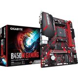 Gigabyte B450M GAMING AMD B450 So.AM4 Dual Channel DDR mATX Retail