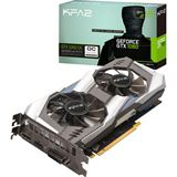 6GB KFA2 GeForce GTX 1060 OC Rev. 2.0 Aktiv PCIe 3.0 x16 (Retail)
