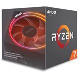 AMD Ryzen 7 2700 Wraith Max 8x 3.20GHz So.AM4 BOX