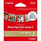 Canon PP-201 3.5X3.5INCH 20 Sheets