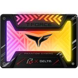 "500GB TeamGroup DELTA PHANTOM Gaming RGB 2.5"" (6.4cm) SATA 6Gb/s"