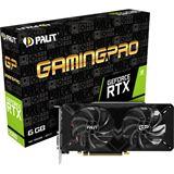 6GB Palit GeForce RTX 2060 GamingPro Aktiv PCIe 3.0 x16 (Retail)