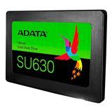 """480GB ADATA Ultimate SU630 2.5"""" (6.4cm) SATA 6Gb/s 3D-NAND QLC"""