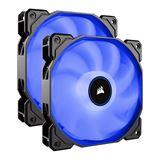 Corsair AF 140 LED Cooling Fan 2er-Pack blau