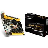 Biostar A10N-8800E SoC So.BGA Dual Channel DDR4 Mini-ITX Retail
